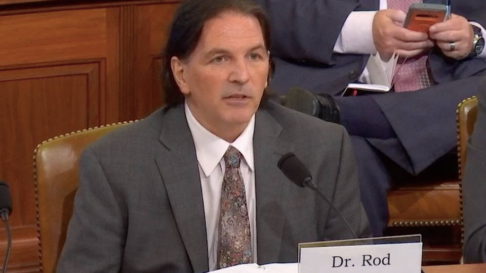 H13 rod schoonover state department anaylist climate change global warming