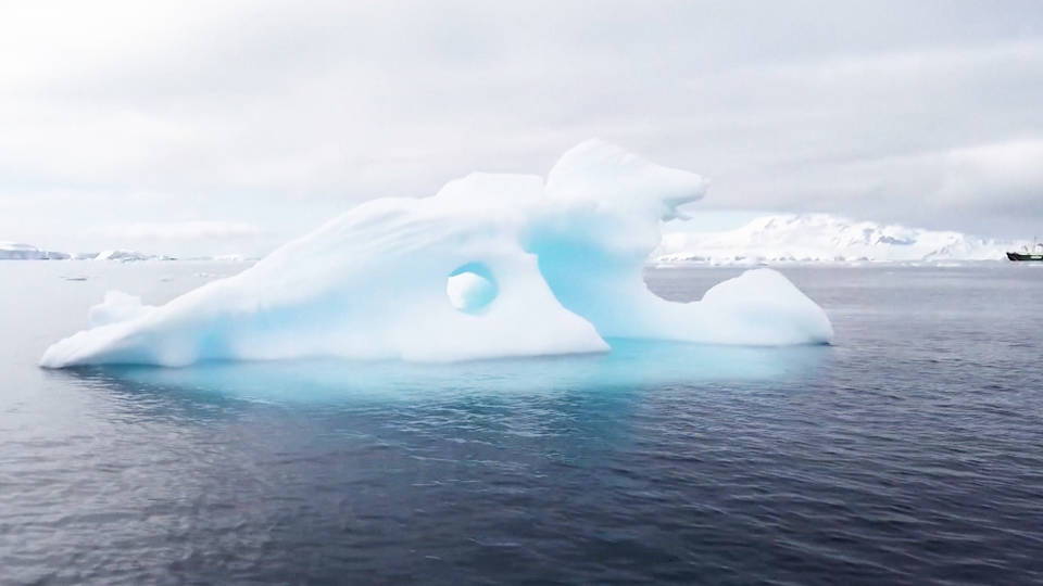 H12 un warns polar ice craps melting six times faster than they were 1990s