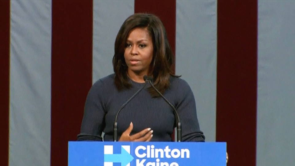 H02 michelle obama denounces trump 2
