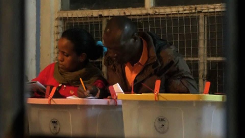 H11 kenya ballot