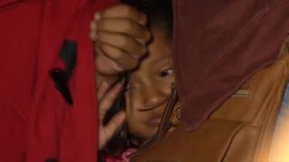 H3 migrant caravan child