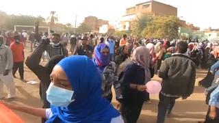 H9 sudan protests
