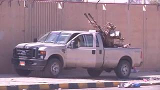 H7 houthi rebels saudi arabia airport attack missile yemen