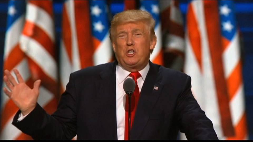 Trumpspeaking
