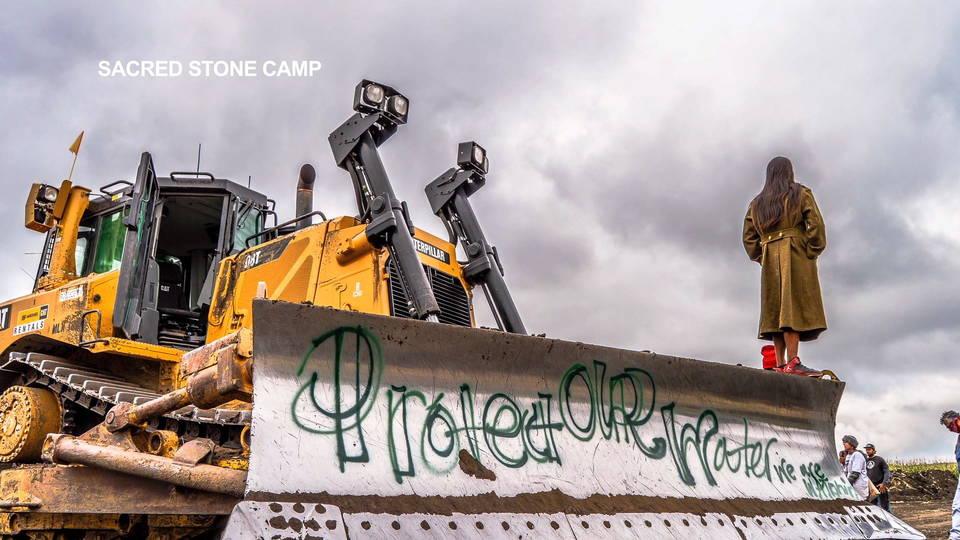 H2standingrockprotest