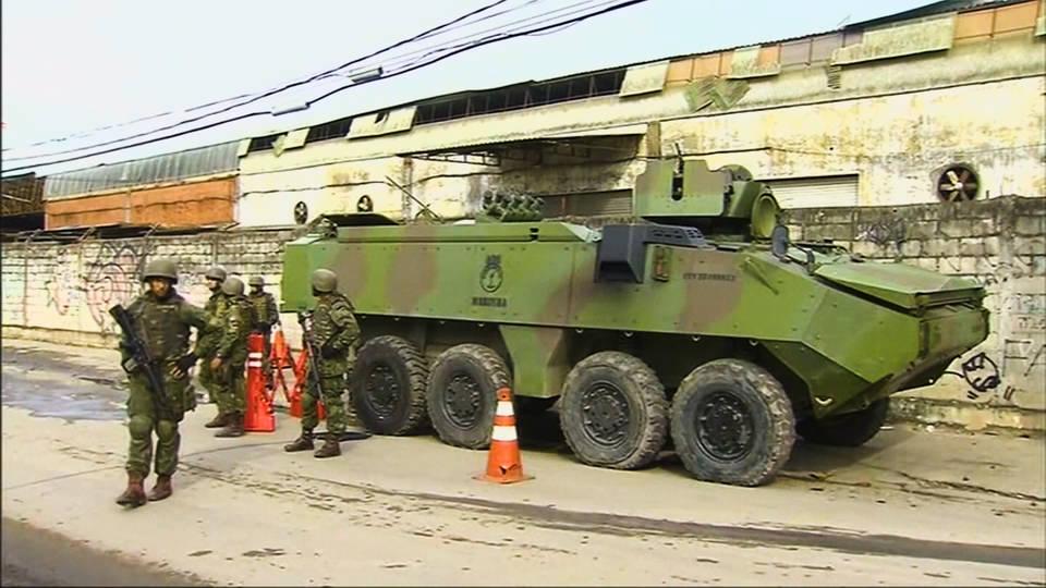 H9 brazil military deployed