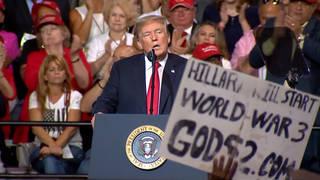 H5 trump attacks immigrants media