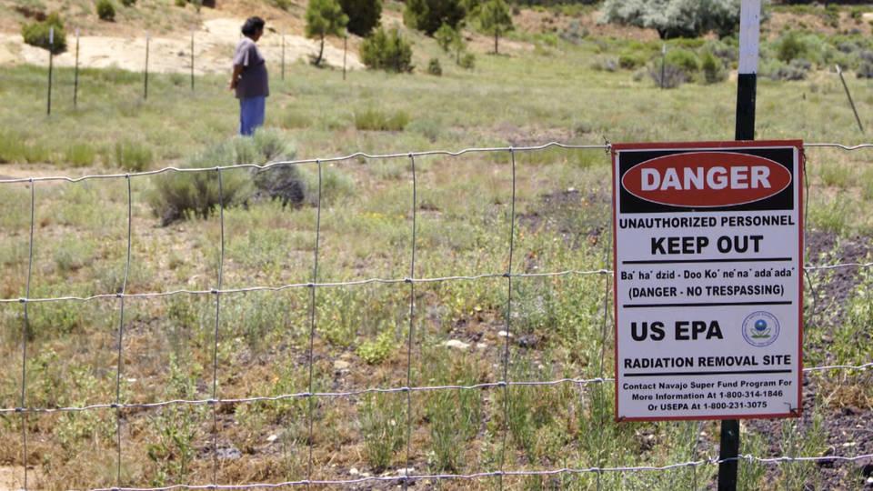 H17 uranium poioning navajo native women babies mining new mexico