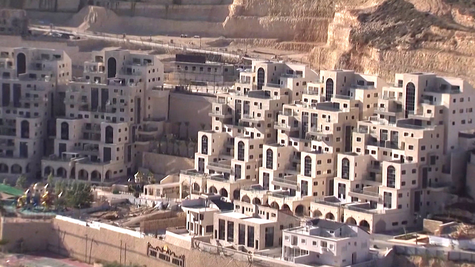 U.N. Affirms It Still Considers Israeli Settlements Violation of International Law