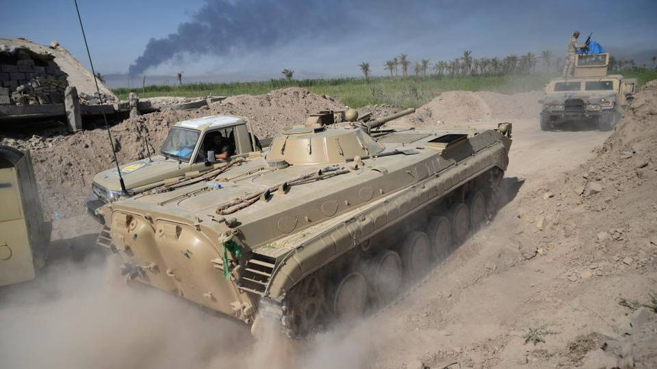 Hdlns3 iraqtroops fallujah