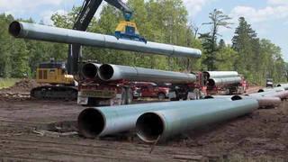 H13 endbridge pipes