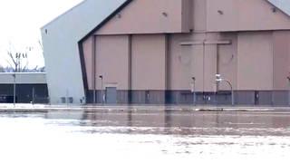 H5 flooded airport base nebraska
