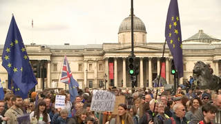 H3 anti brexit march