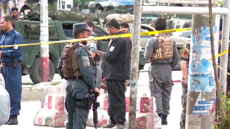 H8 kabul afghanistan taliban attack counterpart international