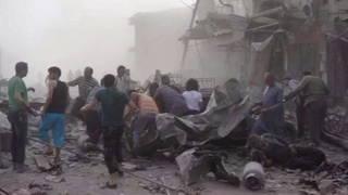 H04 syria airstrike