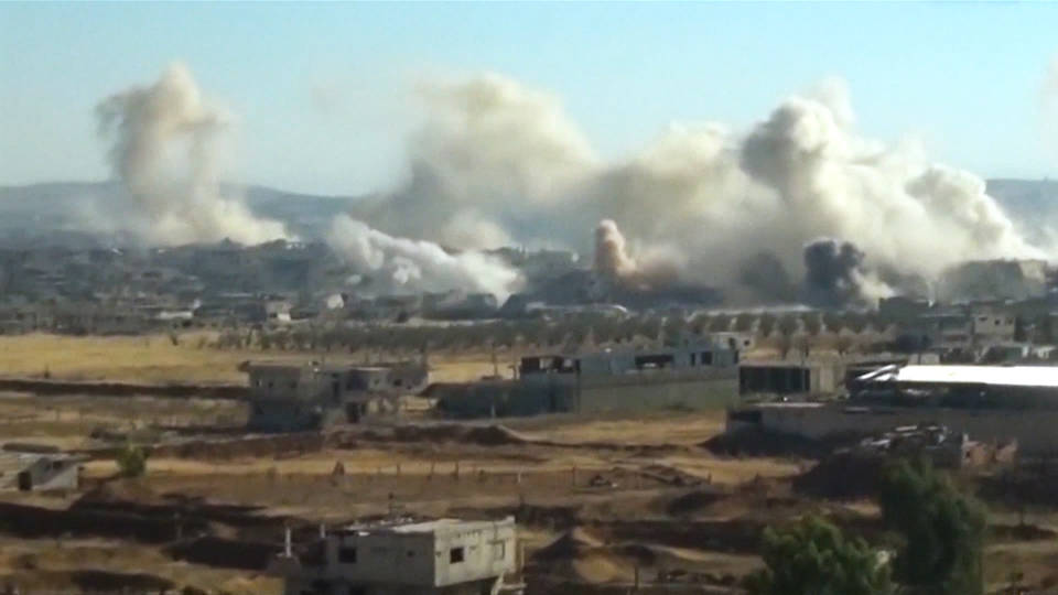 H2 syria fighting