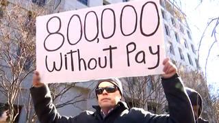 H1 government shutdown protest