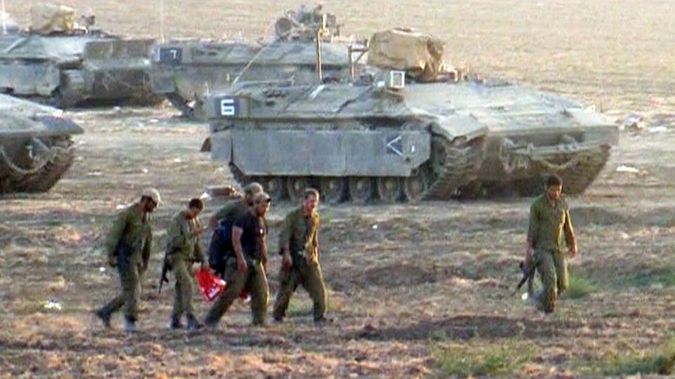 H6 israel tanks