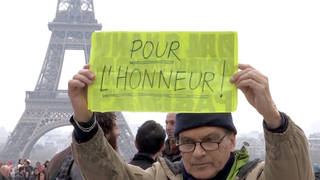 H4 france yellow vests protest