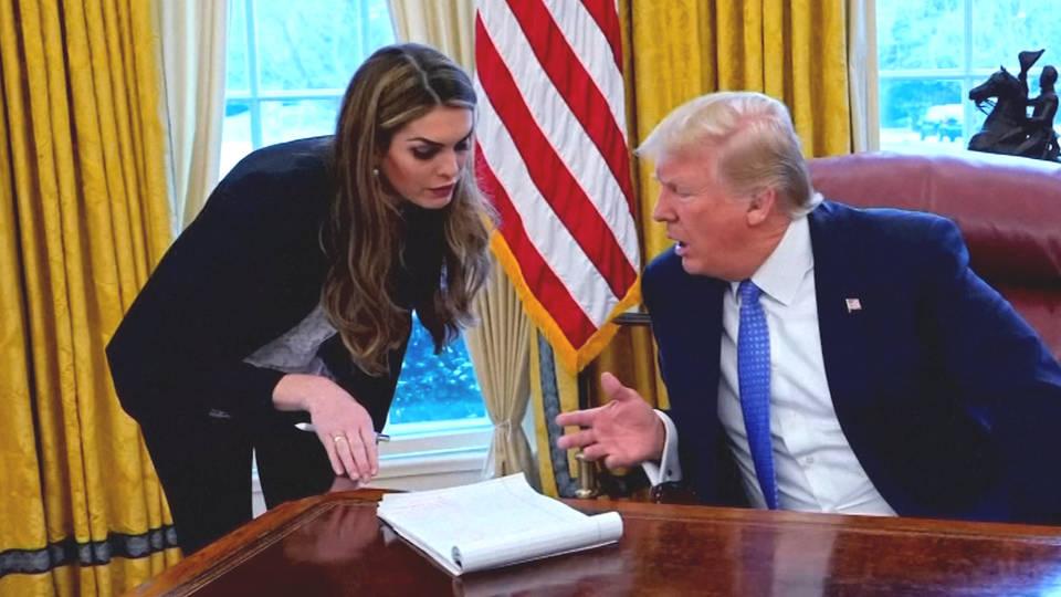 H9 hope hicks communications mcgahn documents white house trump campaign