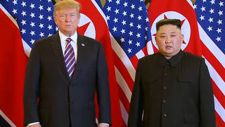 H7 u.s. north korea nk trump un summit talks