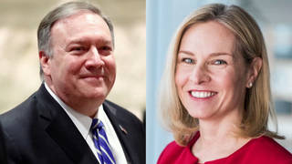H4 state department bars npr reporter upcoming pompeo trip