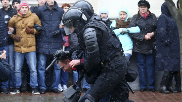 H06 belarus protest arrests