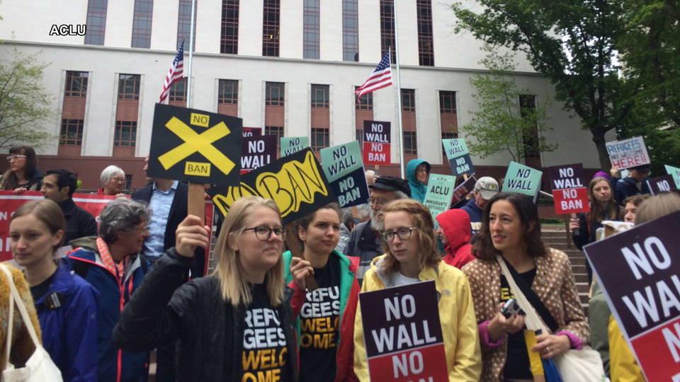 H09 seattle ban rally