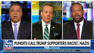 H8 ex trump staffer racist comment