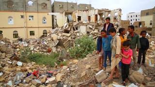 H8 yemen humanitarian disaster