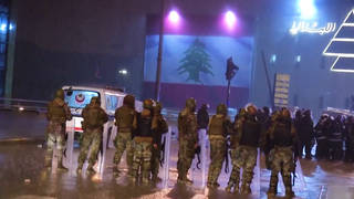 H6 police injure hundreds lebanese anti government protests beirut