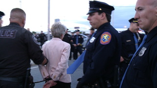 H2 green party arrests