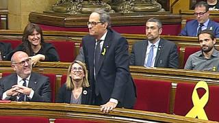 H6 new catalan president
