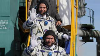 H15 astronauts