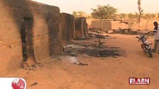 H9 mali villages violence dogon fulani militias