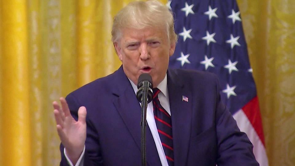 H2 trump impeachment inquiry  jockstrap zelensky pompeo schiff democrats stable genius