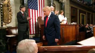 H1 us senate acquits donald trump two impeachment charges