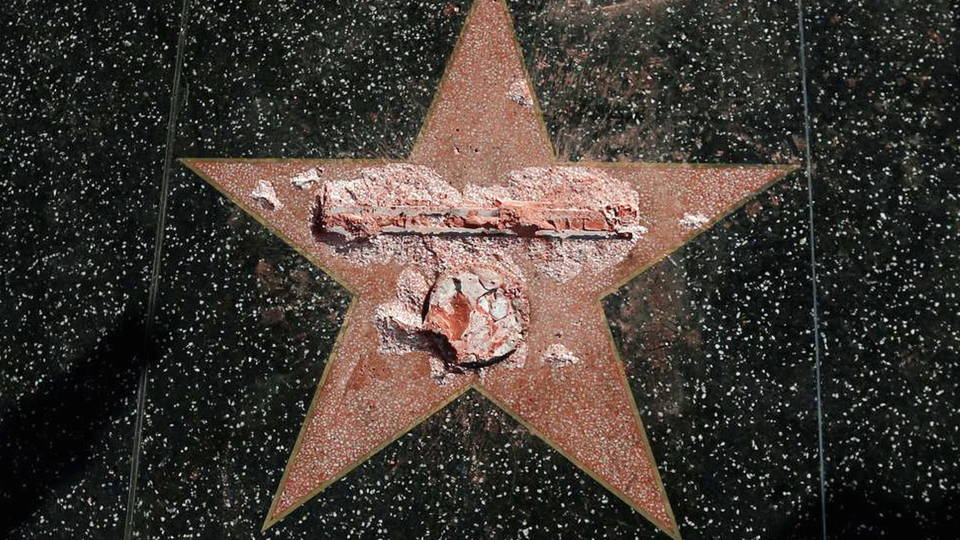 H08 trump star