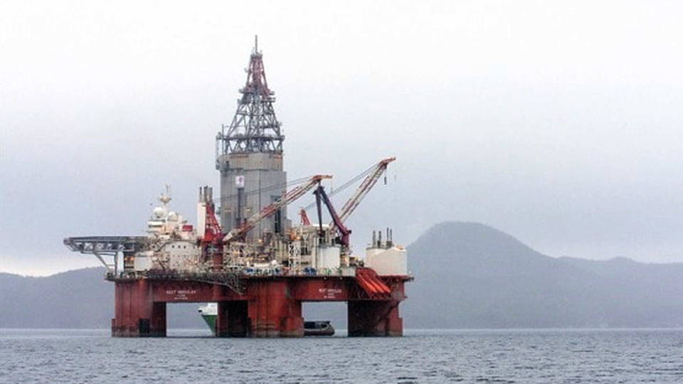 H1 offshore drilling