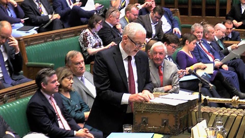 h12 corbyn condemns uk saudi yemen war