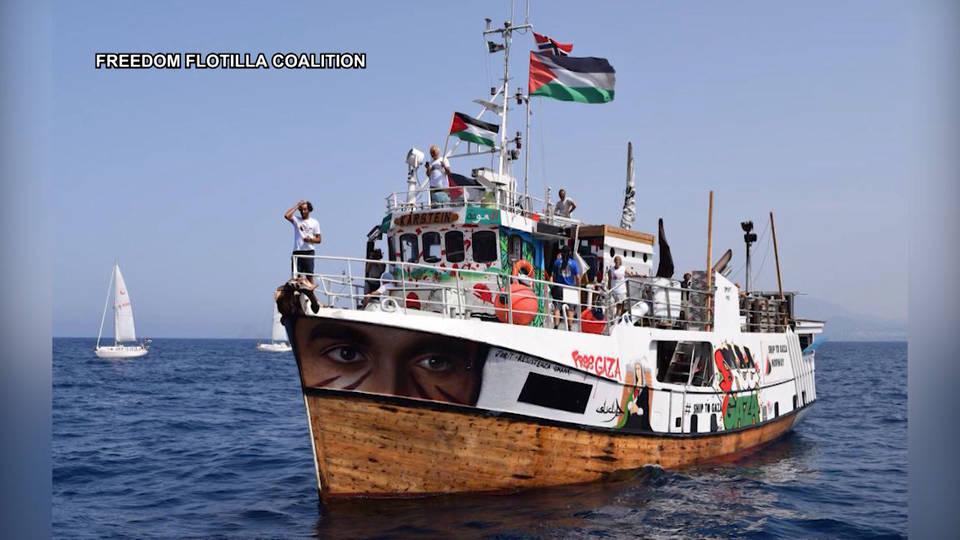 H10 israel seizes gaza flotilla boat