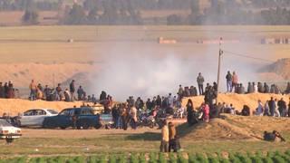 H6 gaza protests