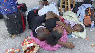 H1 bahamas hurricane dorian refugees protection status tps oil spill bahamians