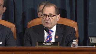 H1 house judiciary impeachment hearing trump nadler goldman castor