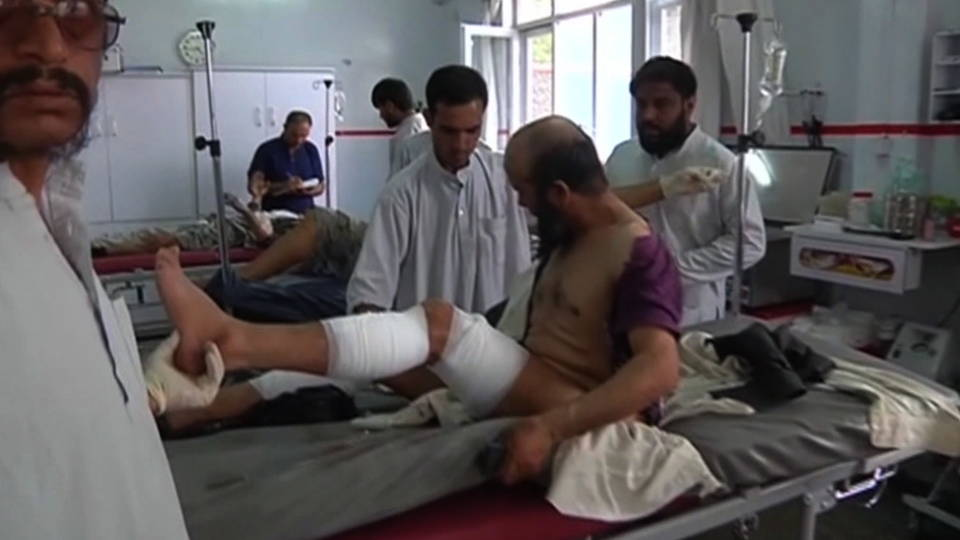 H03 afghanistan attack
