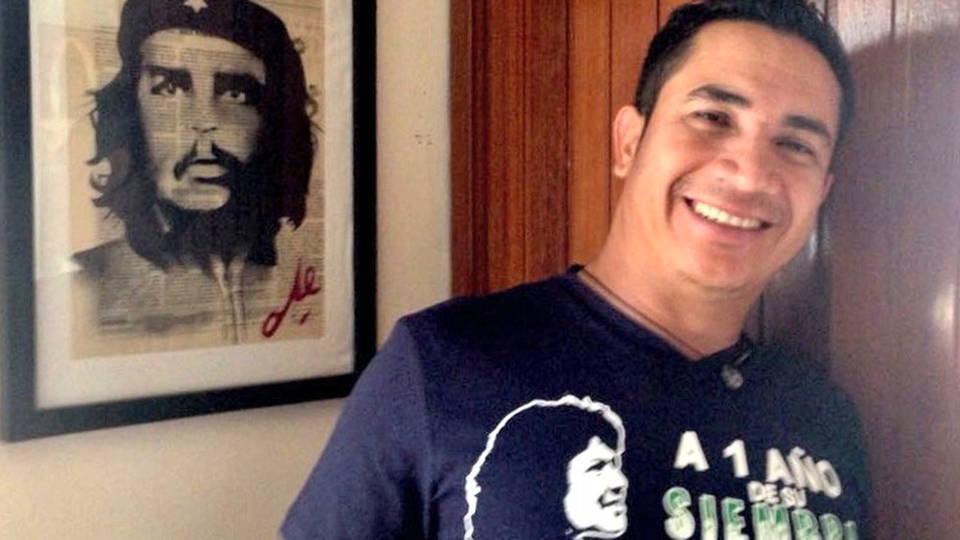 H13 honduras edwin espinal hunger strike