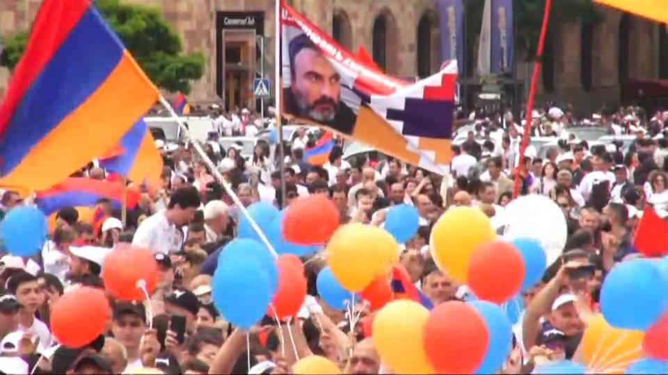 H7 armenia new leader
