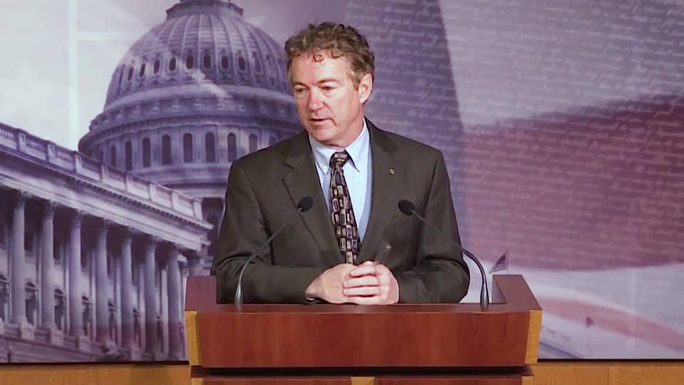 Kentucky Sen. Rand Paul Blocks Passage of Anti-Lynching Bill