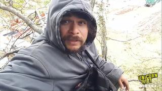 H12 unicorn riot journalist arrested