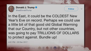 H02 trump cold tweet